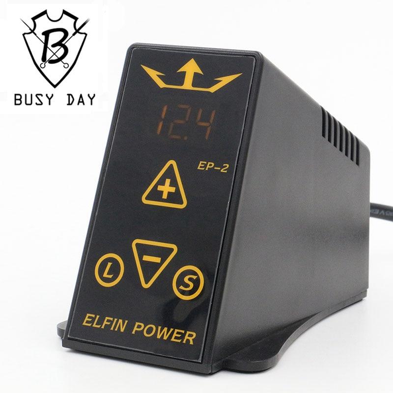 где купить 1pc Mini Professional  Tattoo Power Supply Rushed Hot Sale Tattoo Kit Newest Design Digital Box F Rotary Machine Free Shipping по лучшей цене