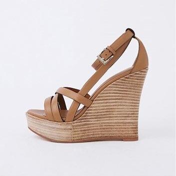 Popular Wood Heel Wedge Sandals-Buy Cheap Wood Heel Wedge Sandals ...