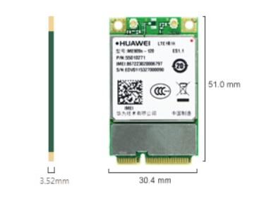 HUAWEI 4G module ME909S-120-PCIE Overseas Edition me abro paso spanish edition