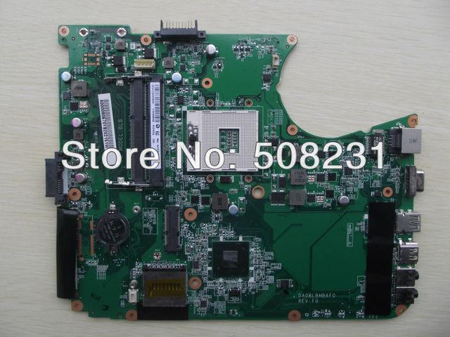 Бесплатная доставка материнской платы ноутбука для Toshiba Satellite L750 L755 A000080670, 100% Тестирование и гарантированное в хорошем рабочем состоянии