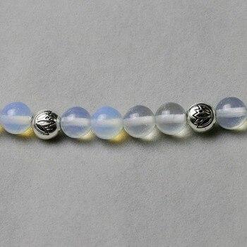 Bracelet Pierre De Lune Et Pierre De Soleil