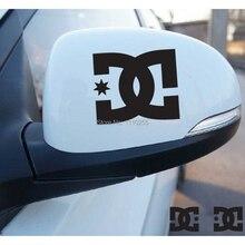 Aliauto Car Stickers Ken Block Car DCSHOECOUSA Decal 13 x 11 cm for Toyota Ford Chevrolet