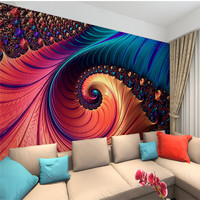 3D Classic Wallpapers Abstract Art Painting Murals with Luxurious Jewellery Eye Pictures Walls Papers for Living Room Home Decor