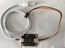 Sensor de conductividad de agua simulado TDS, Compatible con detección de líquidos, monitoreo de calidad del agua 3,3 ~ 5,5 V