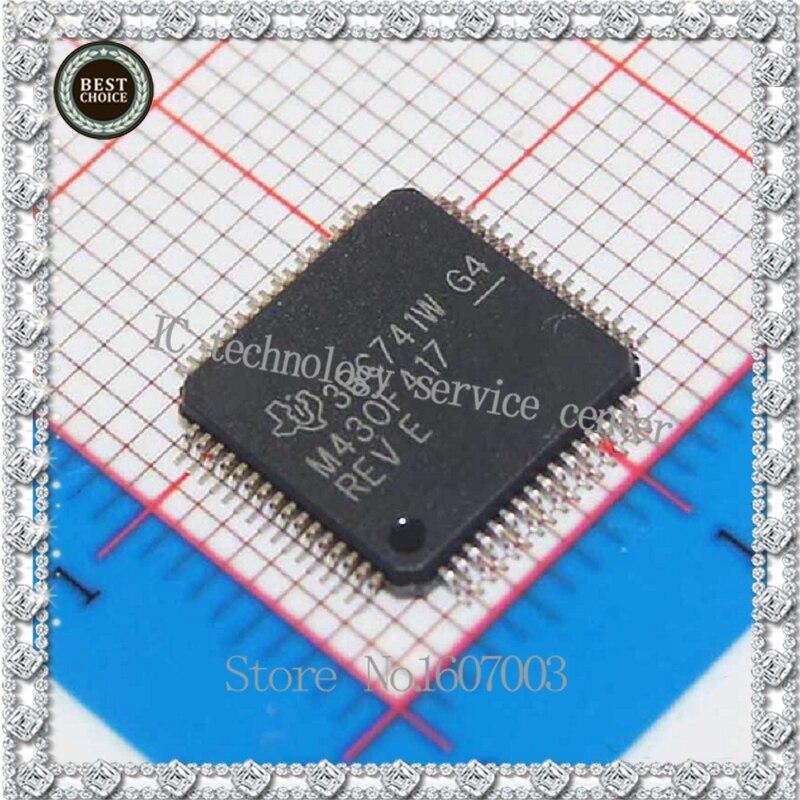 Цена MSP430F417IPMR