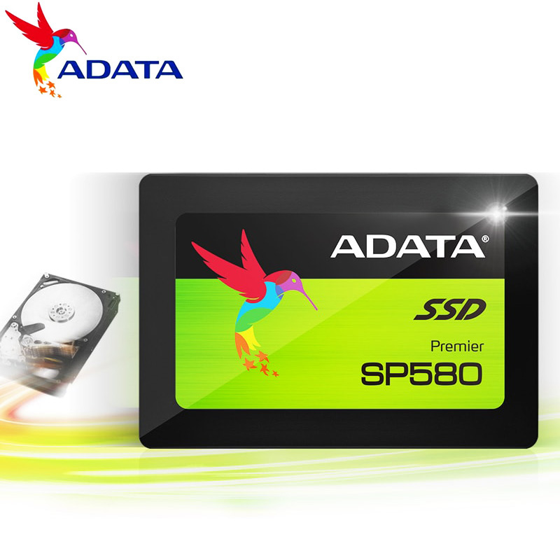 ADATA Premier HDD 2.5 Inch SSD PC Desktop 120GB 240GB SATA 3 Hard Disk HD SSD Notebook PC 480GB 960GB Internal Solid State Drive