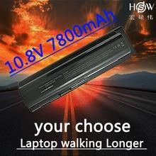 HSW 7800mAH Battery for Compaq Presario CQ50 CQ71 CQ70 CQ61 CQ60 CQ45 CQ41 CQ40 For HP Pavilion DV4 DV5 DV6 DV6T G50 G61 цена в Москве и Питере