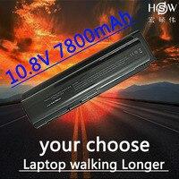 HSW 7800mAH Battery for Compaq Presario CQ50 CQ71 CQ70 CQ61 CQ60 CQ45 CQ41 CQ40 For HP Pavilion DV4 DV5 DV6 DV6T G50 G61