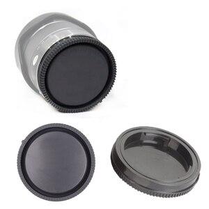 Image 1 - 10 sztuk kamera tylna pokrywka obiektywu przeznaczona do obiektywów Sony NEX NEX 3 E do montażu