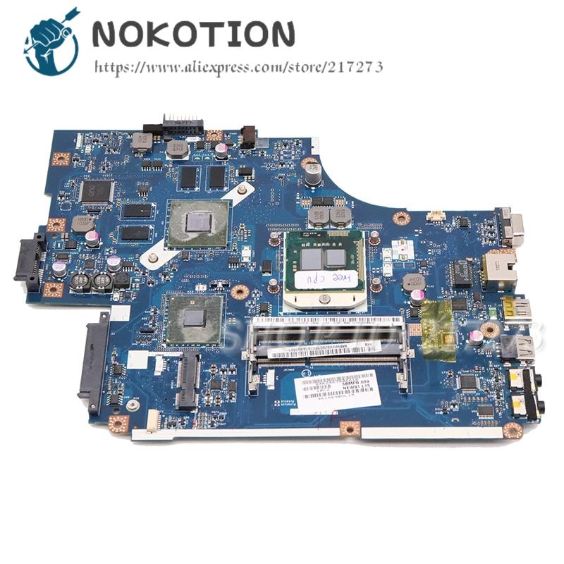 NOKOTION MBR5C02001 MBWUV02001 For Acer ASPIRE 5741 5741G 5742 laptop motherboard NEW70 LA-5893P GT420M HM55 DDR3 free cpuNOKOTION MBR5C02001 MBWUV02001 For Acer ASPIRE 5741 5741G 5742 laptop motherboard NEW70 LA-5893P GT420M HM55 DDR3 free cpu