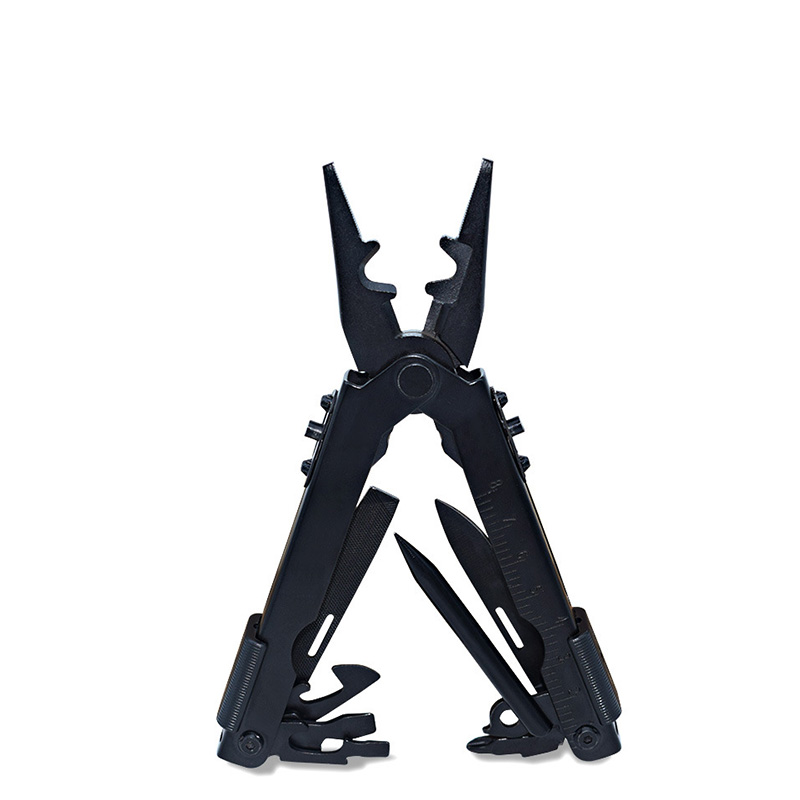Outdoor 8 IN 1 Multitool Multifunction Pliers With Screwdriver Kit Pocket Multi Hand Tools Survival Knife Fold Portable Pincer