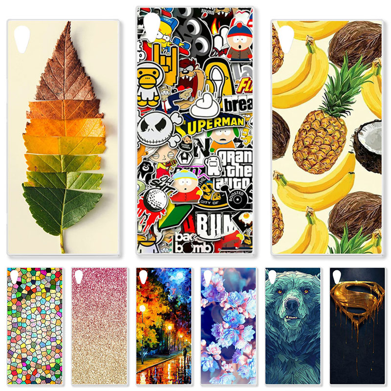 Confident Upaitou High Quality Soft Tpu Case For Sony Xperia Xa1 Cover Silicon Case For Sony Xa1 G3121 G3112 G3125 G3116 G3123 Back Cover Fashionable Style; In
