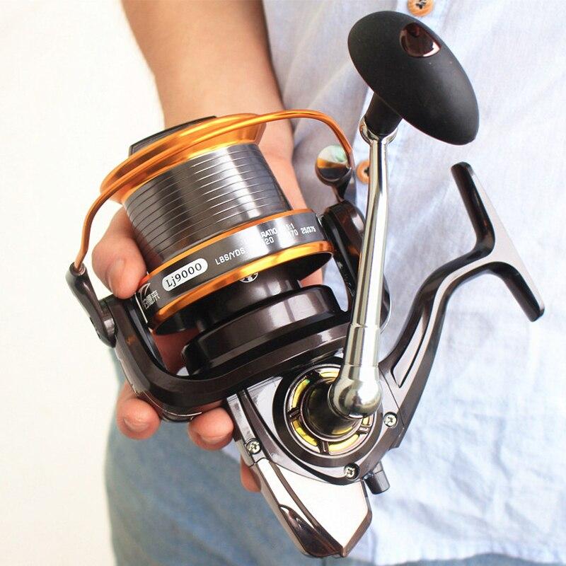 Gran pesca de 4,11: