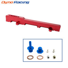 Techniek Racing Fuel Rail Kit Voor Honda Acura Rsx Integra DC5 Type R K20 Serie Brandstof Rail Kits Brandstoftoevoer YC100797