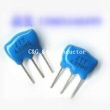 100 шт Керамические резонаторы ZTT 4 МГц 4,000 МГц 4 м 3P DIP-3