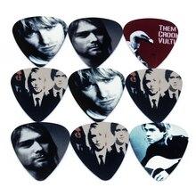 Nirvana rb picks pick guitar side two strap earrings design diy