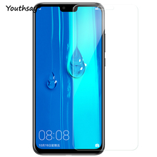 2PCS Glass For Huawei Y9 2019 Phone Screen Protector 9H Tempered Enjoy 9 Plus Youthsay