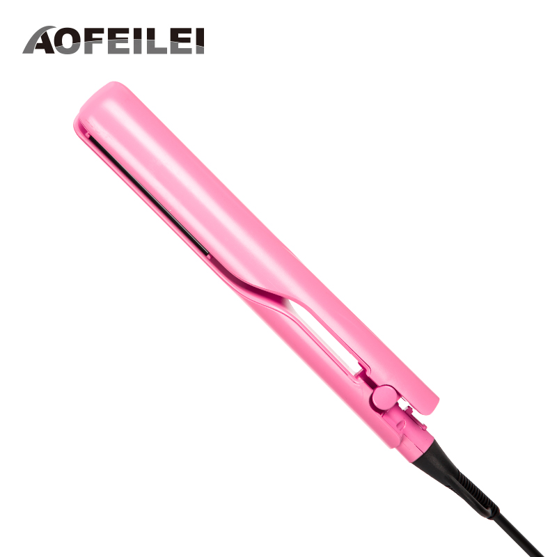 Ceramic Styling Tools Professional Straightening Iron & Curling Iron Hair Curler 2 in 1 Hair Straightener Flat Irons chapinha led display floating spray steam hair straightener hair flat iron curler curling irons ceramic straightening plate styling tools