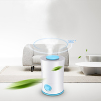 USB Air Humidifie Portable Aroma Diffuser Ultrasonic Humidifier Function Household Mechanical Control