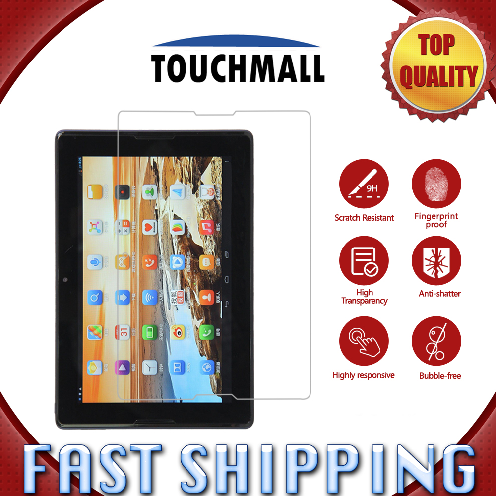Tempered Glass For Lenovo Tab A10-70 A7600 A7600F/H A10-80HC Screen Protector Protective Film  Scratch Proof
