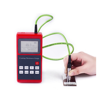 Leeb Paint Gauge Thickness Car Paint Meter Zinc Coating Gauge Thickness Leeb 210