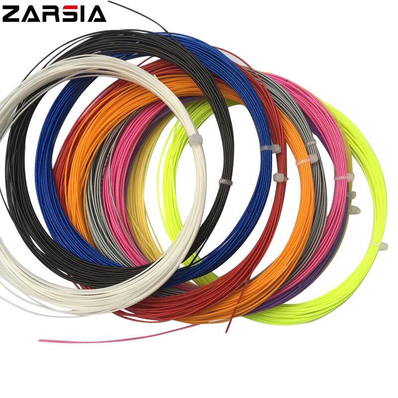 Free shipping(400pcs/lot)NO Logo Badminton String, badminton racket string NO packing