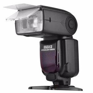 Image 3 - Meike MK 910 MK910 TTL 1/8000 s סנכרון HSS מאסטר וסלייב פלאש speedlite + פלאש טריגר לניקון SB 910 SB 900 D7100 DSLR מצלמה