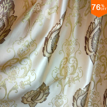 280 cm wide Embroidery Front drape lace fabric wholesale Bed cloth wall cover embroidery fabrics for drapery and clothing sewing