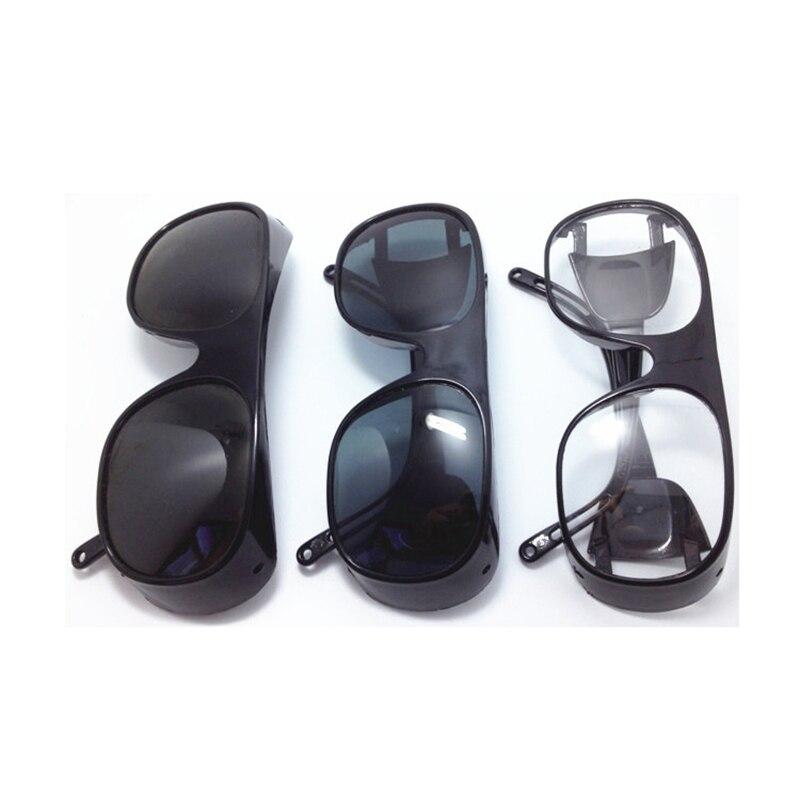 3 шт./лот Детская безопасность сварочные очки для Burning Man сварщик аргонодуговой Очки анти-воздействия ветра зеркало очки Оптический Стекло о... ...
