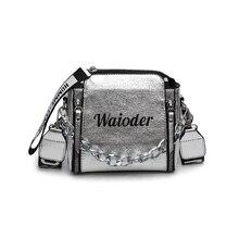 Для женщин Письмо сумка INS популярные женские Сумки Праздник PU Курьерские сумки для леди изысканный дизайн Crossbody ковша SS3489