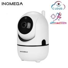 INQMEGA cámara IP inalámbrica en la nube 1080P, seguimiento automático inteligente de seguridad humana para el hogar, CCTV, red, Mini cámara Wifi