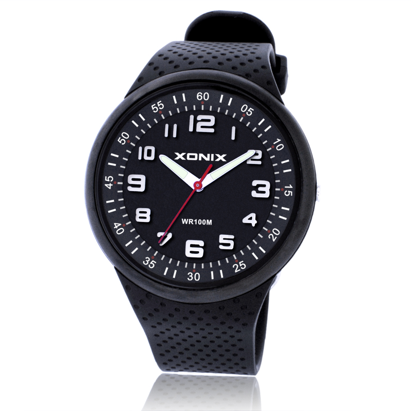 New Precision Thin Section Waterproof Fashion Lovers Watch Men And Women The Mame Paragraph Waterproof Quartz Watch SB