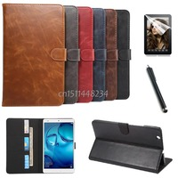 For Huawei M3 8 4 Smart Case High Quality Pu Leather Cover For Huawei MediaPad M3