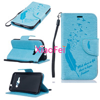 New Arrival Hot Sale Wallet PU Leather For Samsung Galaxy J1 2016 J120 J120F Flip Wallet