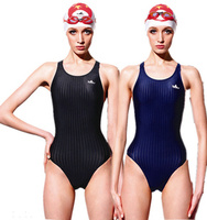 Yingfa Classical Model One Piece Training Competition Waterproof Chlorine Resistant Girl Swimwear Plus Size Bathing Swimsuits