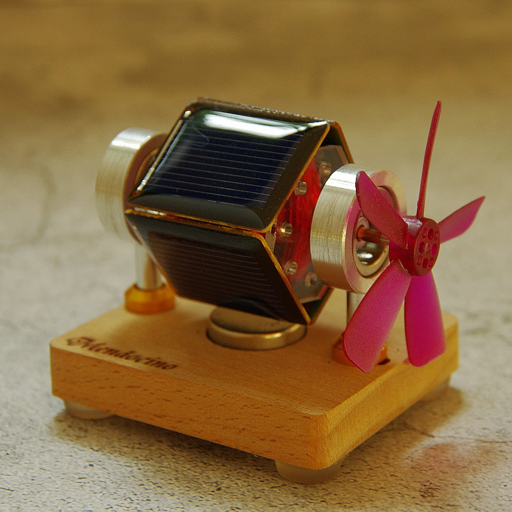 Mendocino Motor  Solar Toy Free Energy Magnetic Suspension Science Physics Toy