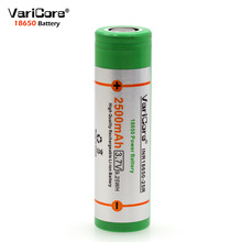 VariCore Original INR18650 -25R 18650 2500 mAh lithium battery discharge 20A Electronic Cigarette Rechargeable batteries