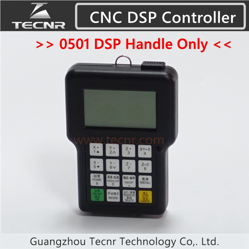 3 axis DSP0501 CNC wireless channel for CNC router DSP 0501 controller  DSP handle remote English version cnc wireless channel for cnc router cnc engraver dsp controller 0501 dsp handle english version