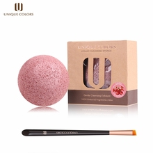 Puff Face Cleaner Tool Eyebrow Make up Brush