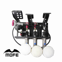 SPECIAL OFFER HIGH QUALITY Bias Adjuster Cable Floor Mounted Hydraulic Clutch Brake Bias Pedal Box Kit