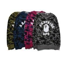 burtoner championer suprem hoodie Sweatshirt 3d Men bts palace yeezy Camouflage trasher hip hop assassins creed gymshark dsq nmd