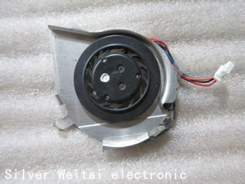 Used Laptop CPU fan cooling fan for Laptop fan store CF-W8 T8 MCF-P03PAM05-1 4pin