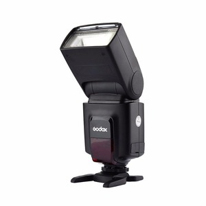 Image 5 - Godox TT520 II Flash TT520II with Build in 433MHz Wireless Signal +Color Filter Kit for Canon Nikon Pentax Olympus DSLR Cameras