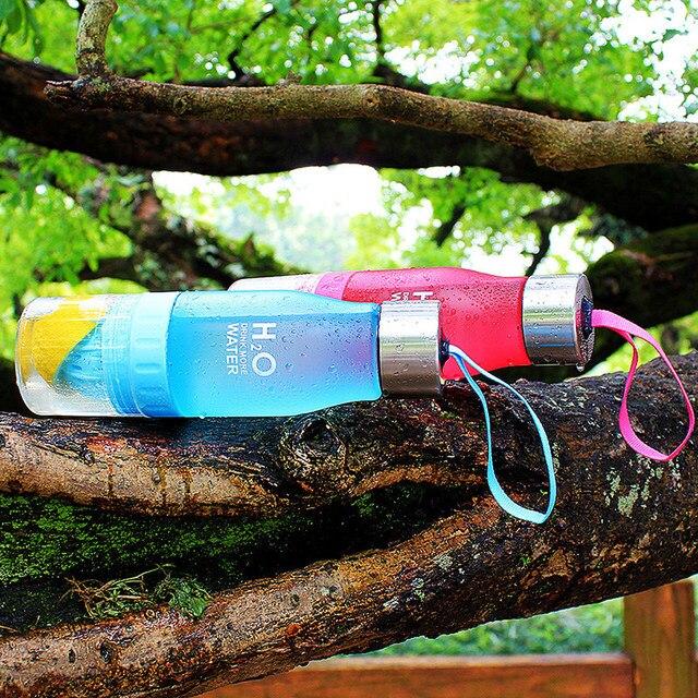 Xmas 650ml Infuser Water Bottle 3