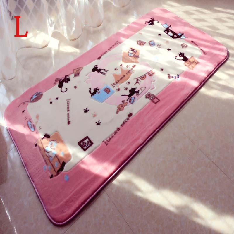 130x185cm Living Room Big Carpet Anti Slip Soft Bedroom Sofa Area Rugs Foot Pad Baby Play Game Mats