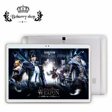 10.1 inch Android 6.0 BOBARRY S106 4G LTE  tablet pc octa core 4GB RAM 128GB ROM 5MP IPS Tablets computer MT8752