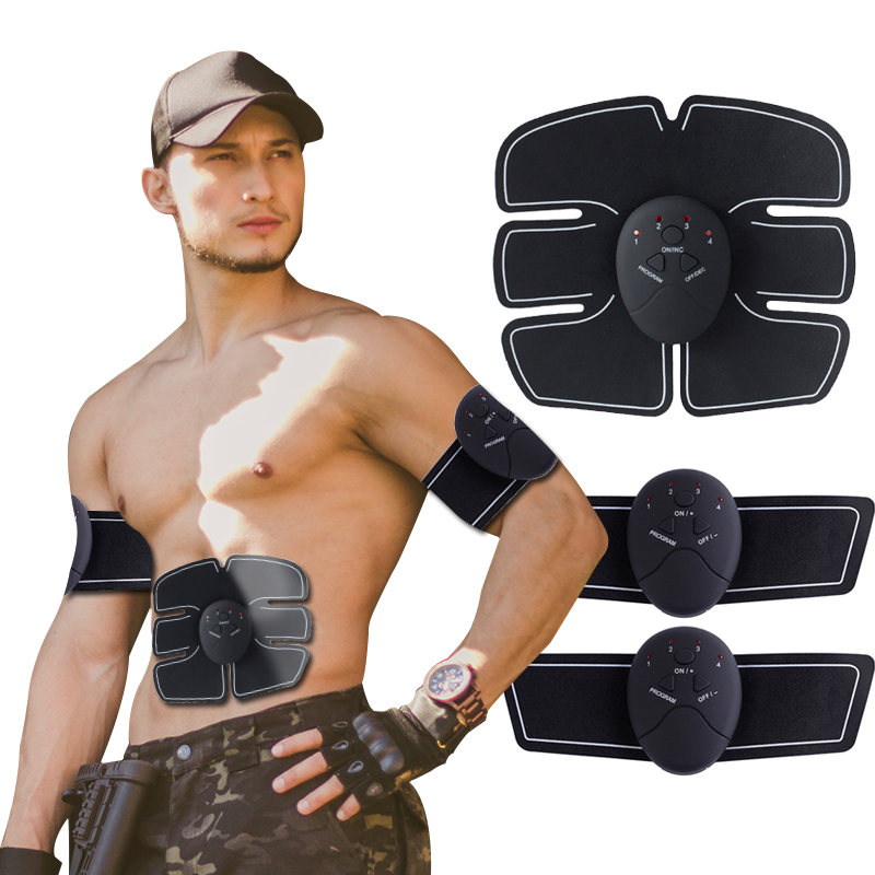 Smart EMS Hips Trainer Electric Muscle Buttocks Abdominal Fitness Massager