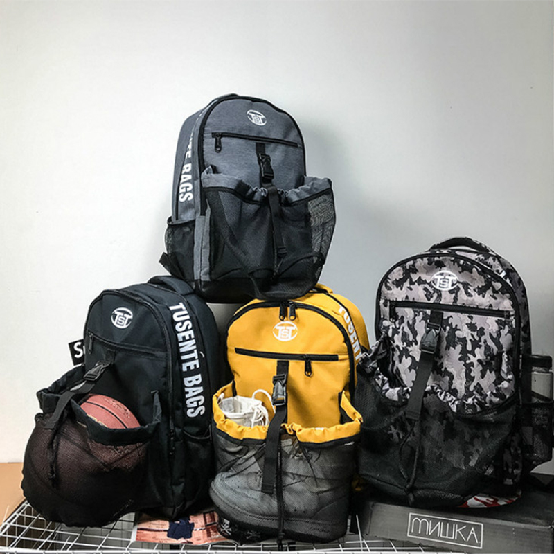 2019 New Football Basketball Bags Sport Bag Women Men Backpack Bag High Capacity