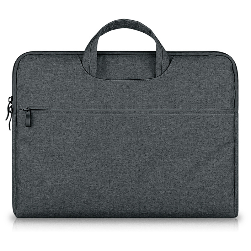 Capacity Laptop Bag Sleeve Case Cover For MacBook Air Pro Lenovo HP Dell Asus