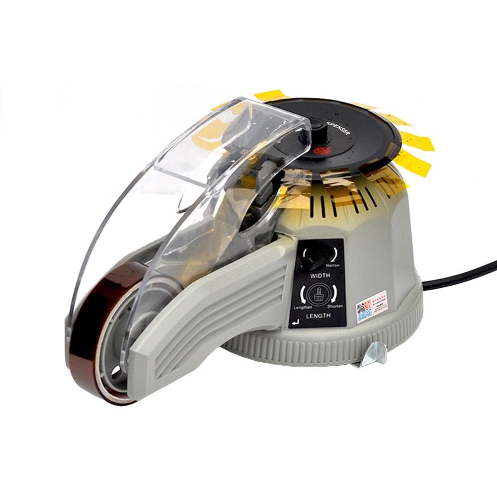 Automatic Adhesive Tape Dispenser Electronic Carousel Cutting Machine Disk Single Side Tape Cutter Wheel Automatic Tape Machine цена